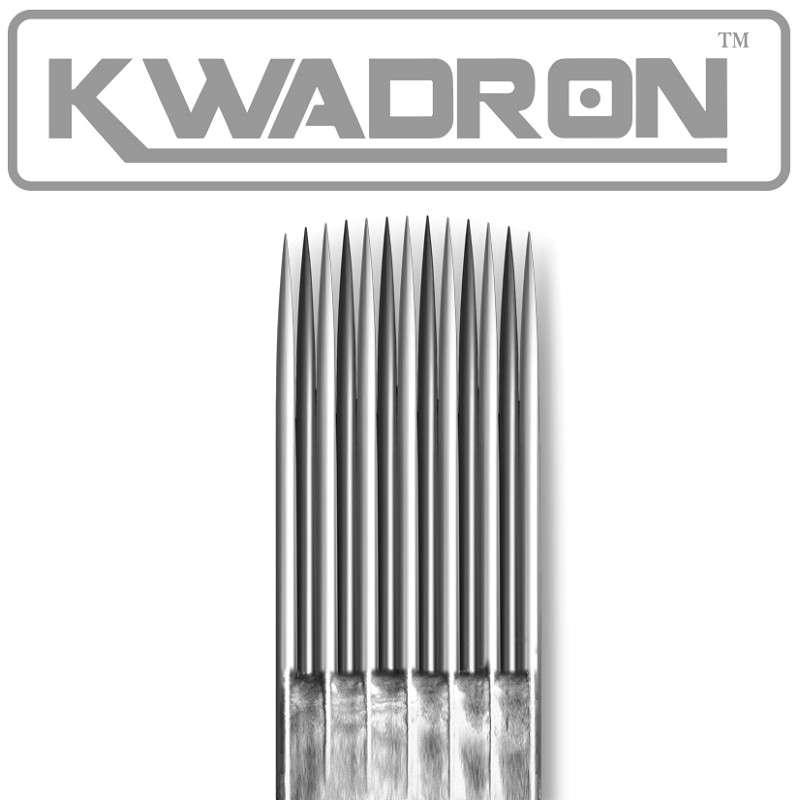Полный обзор татуировочных игл Kwadron